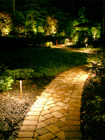 Exterior Home & Outdoor Landscape Lighting Massachusetts Westwood, MA